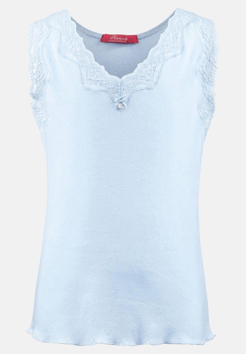 Hanssop - Undershirt - blue