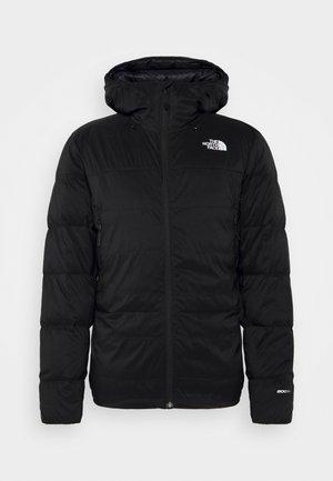 TRAIL JACKET - Down jacket - black