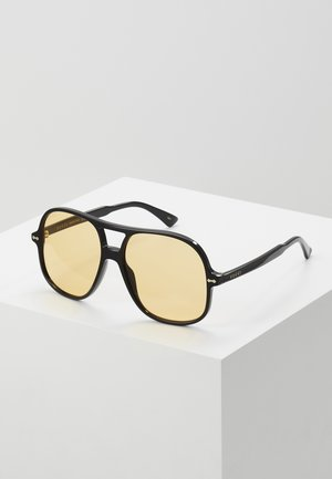 Gafas de sol - black/yellow