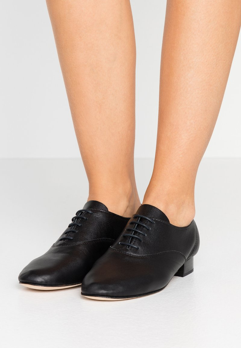 Repetto - ZIZI - Šněrovací boty - noir