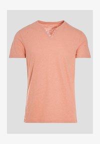 BONOBO Jeans - Basic T-shirt - rose poudrée - 4