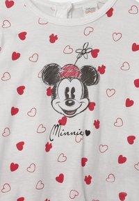 OVS - MINNIE - Pyjama set - brilliant white - 3