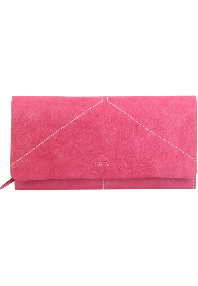 TUMBLE - Wallet - fuchsia