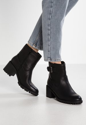 BIKE - Classic ankle boots - black