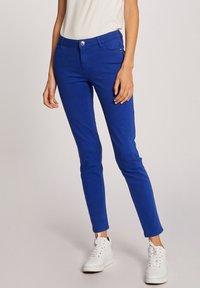 Morgan - Jeans Skinny Fit - bleached denim - 0