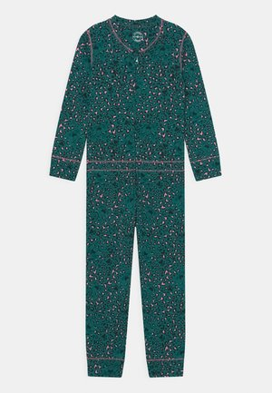 GIRLS SUIT - Pyjamas - green