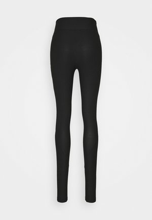 HANIM - Leggings - Trousers - pitch black
