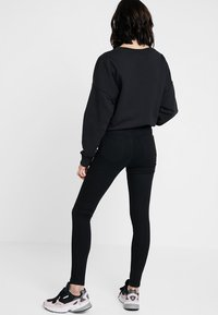 Even&Odd - Slim fit jeans - black - 2