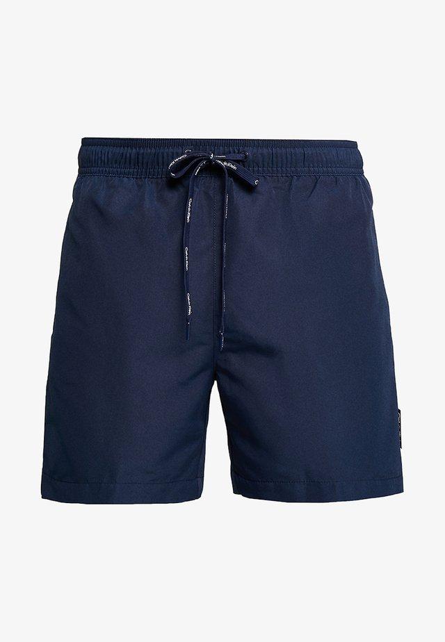 MEDIUM DRAWSTRING - Swimming shorts - blue shadow