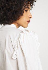 Vanessa Bruno - SENZO - Pusero - blanc - 3