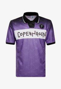 Le Fix - FADE FOOTBALL - Polotričko - purple - 4