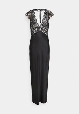 LONG DRESS - Noční košile - black
