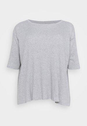 HANKY - Top sdlouhým rukávem - grey marl