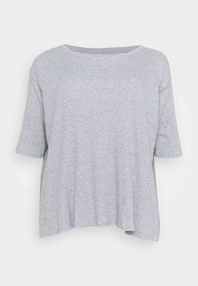 HANKY - T-shirt à manches longues - grey marl