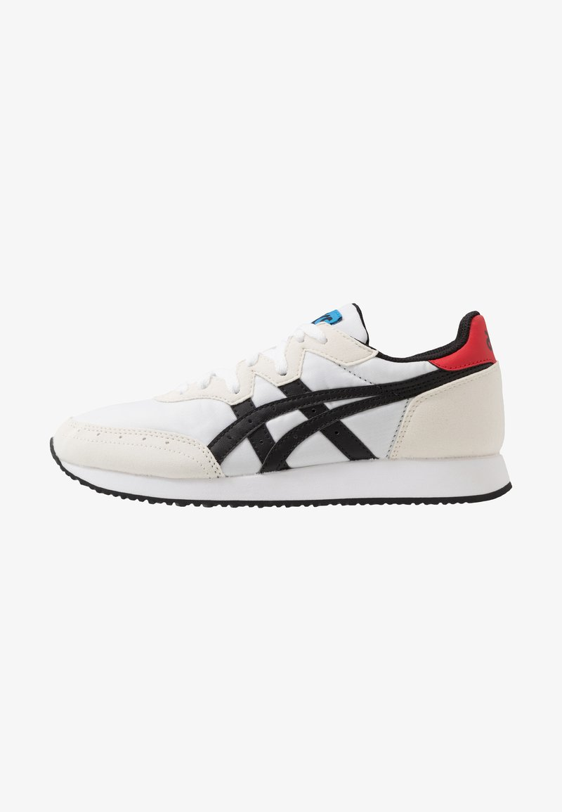 ASICS SportStyle - TARTHER - Trainers - white/black