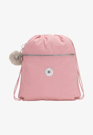 SUPERTABOO - Drawstring sports bag - bridal rose
