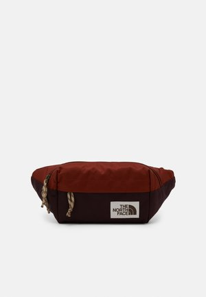 LUMBAR PACK UNISEX - Bum bag - brandy