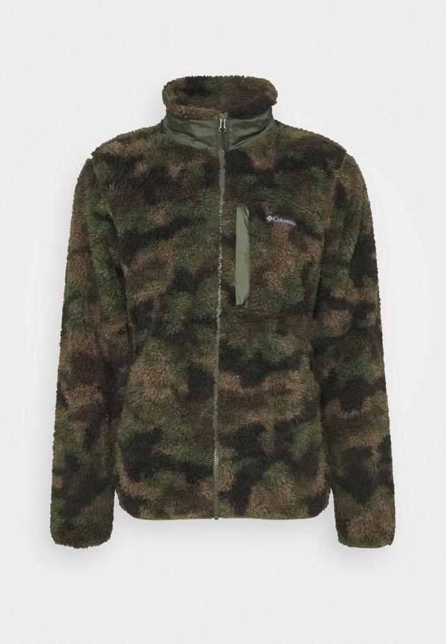 WINTER PASS FULL ZIP - Fleece jacket - cypress