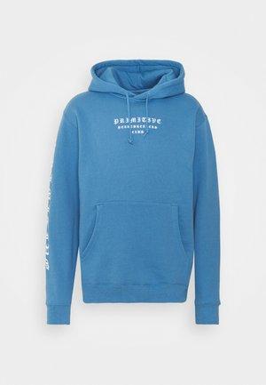 BANDANA HOOD - Sweatshirt - columbia blue