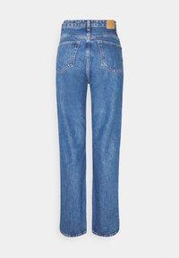 Weekday - ROWE - Jeans straight leg - sea blue - 1