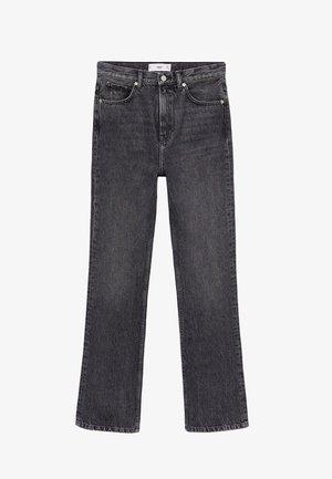 VINTAGE - Široké džíny - gris