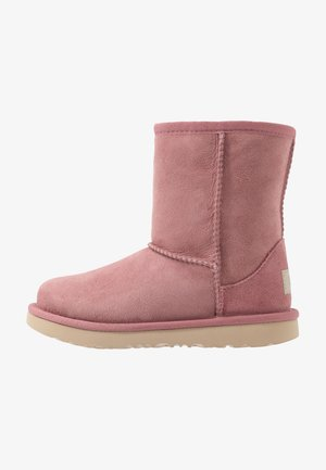 CLASSIC II - Vysoká obuv - pink dawn