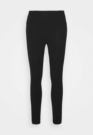 VMBAMA SHAPE PANT - Leggings - Trousers - black