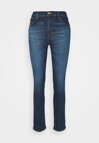 J Brand - HIGH RISE CROP CIGARETTE - Straight leg jeans - arcade - 4