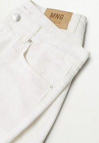 Mango - SLIM FIT - Slim fit jeans - weiß - 2