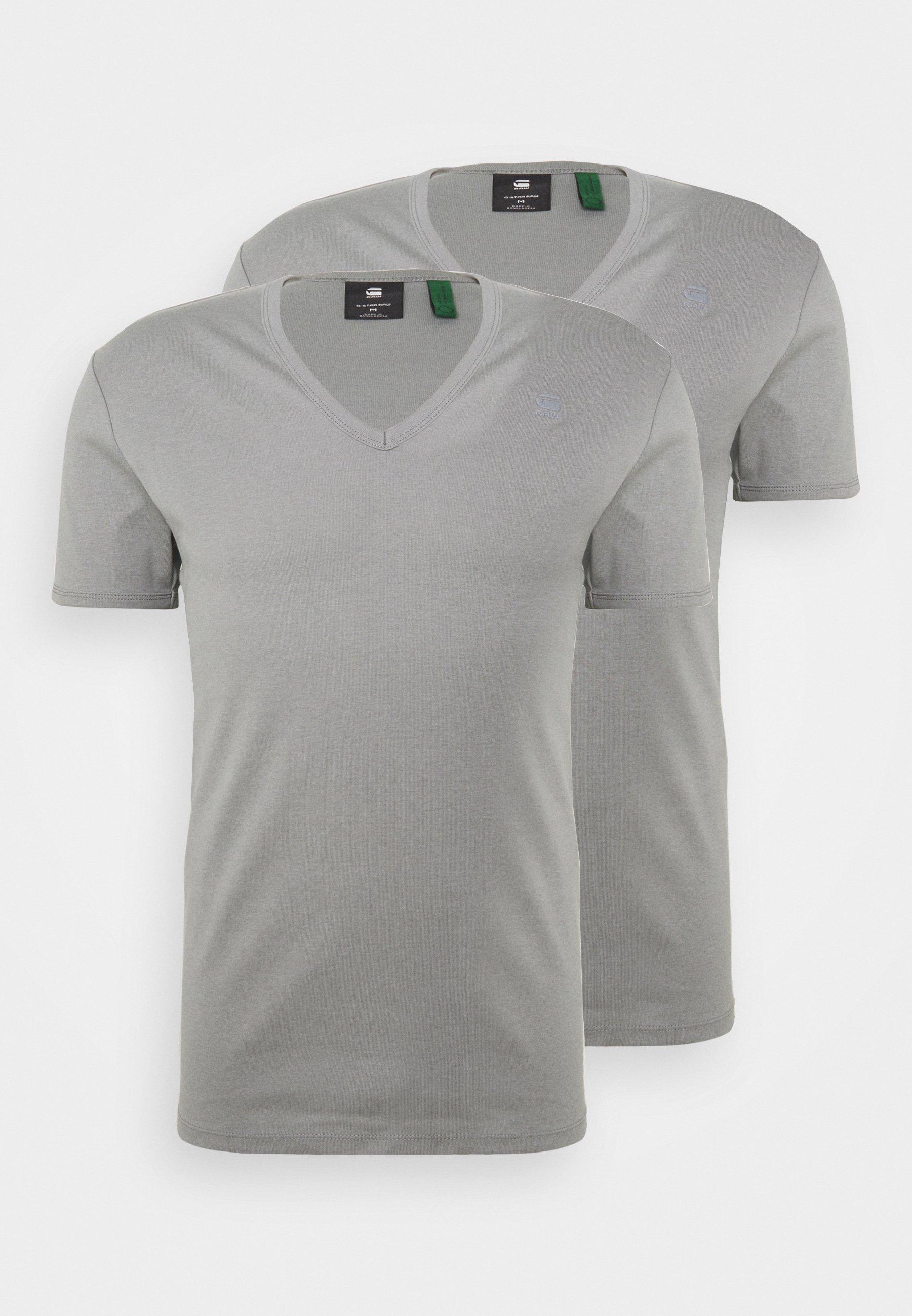 Homme BASE 2 PACK - T-shirt basique