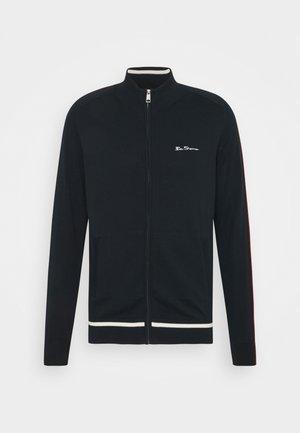 SPORTS ZIP THRU - Training jacket - dark navy