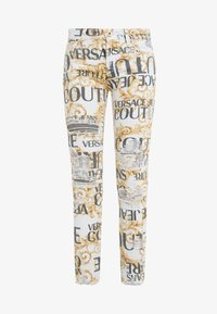 Versace Jeans Couture - Jeans Skinny Fit - white - 4