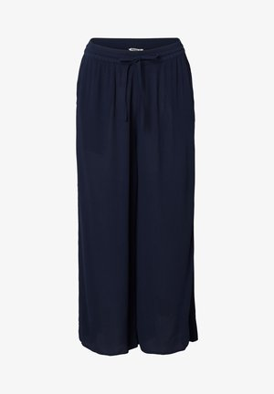 ELSIE  - Trousers - navy