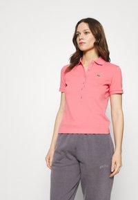 Lacoste LIVE - Polo shirt - amaryllis - 0