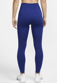 Nike Performance - ONE LUXE - Tights - deep royal blue/noble red - 2