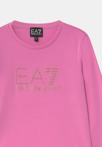 Emporio Armani - EA7  - Long sleeved top - cyclamen - 2