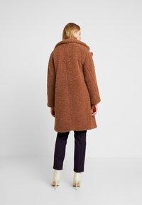 Even&Odd - Zimní kabát - ginger bread - 2