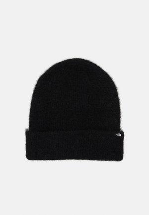 BEANIE UNISEX - Bonnet - black