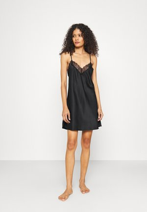 CHEMISE - Nightie - black