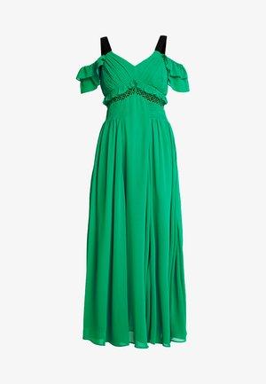 LEILA - Cocktailkjoler / festkjoler - vert bresil
