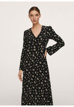 FLORENCE - Maxi dress - noir