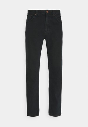 GRITTY JACKSON - Straight leg jeans - black denim