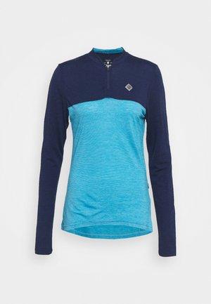 SWET NUL WOMEN - Sports shirt - mykonos blue