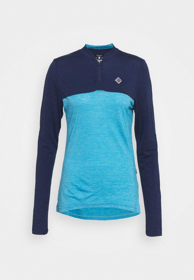 SWET NUL WOMEN - Sportshirt - mykonos blue