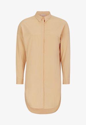 SRFREEDOM - Button-down blouse - beige