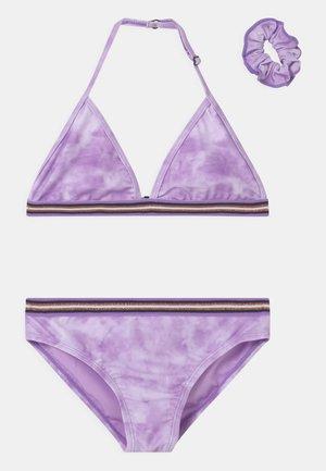 ZELANA SET - Bikinier - bright lavender