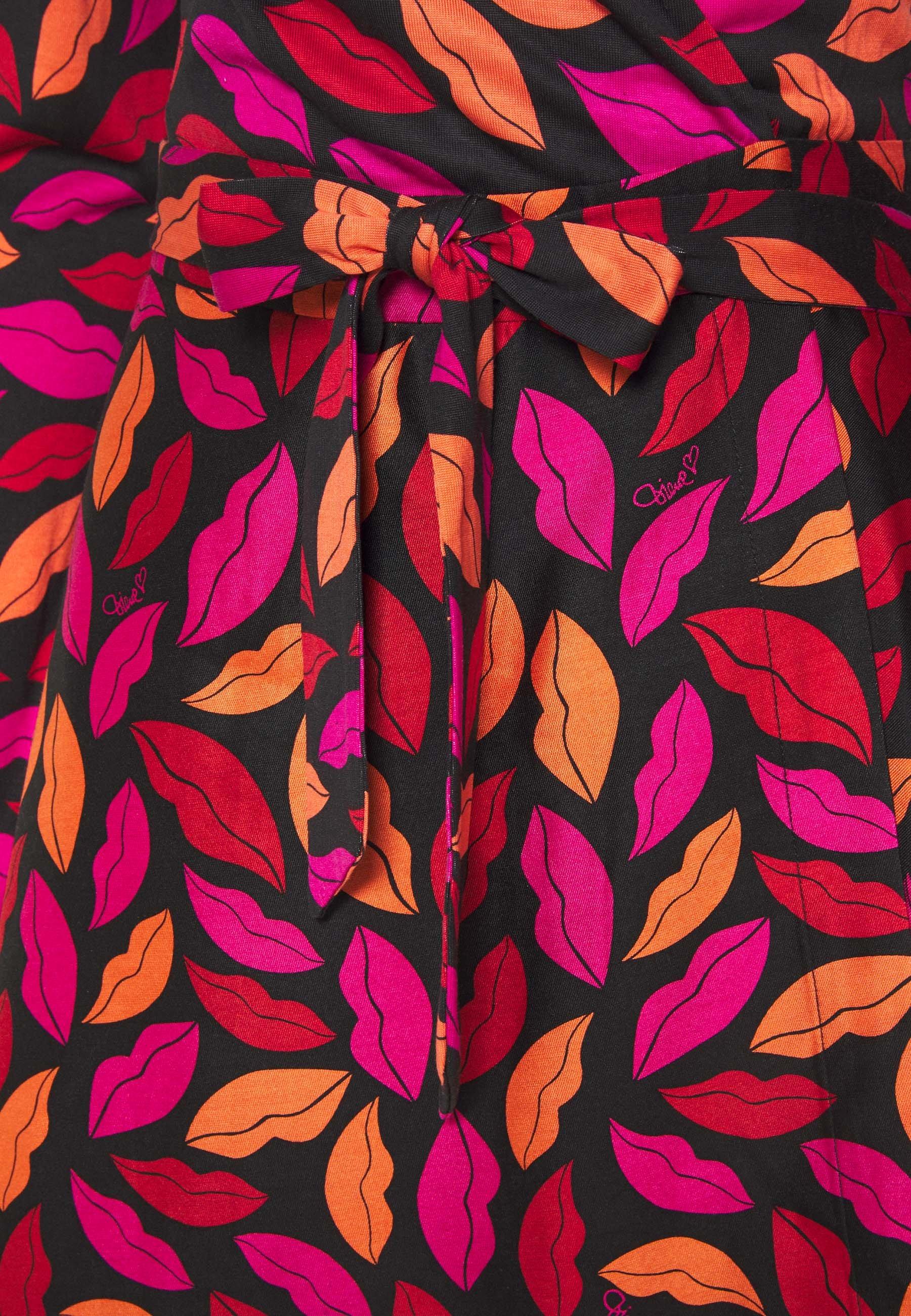 Diane von Furstenberg AMELIA Freizeitkleid red/black/rot