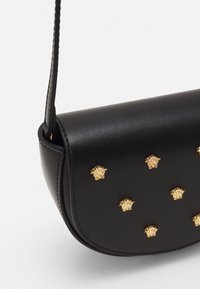 Versace - BAG - Bandolera - black/gold - 3