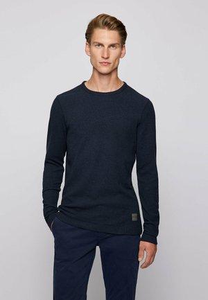 TEMPEST - Maglietta a manica lunga - dark blue