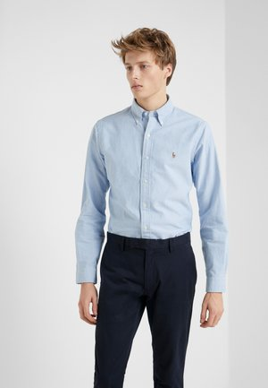 CUSTOM FIT  - Camicia - blue